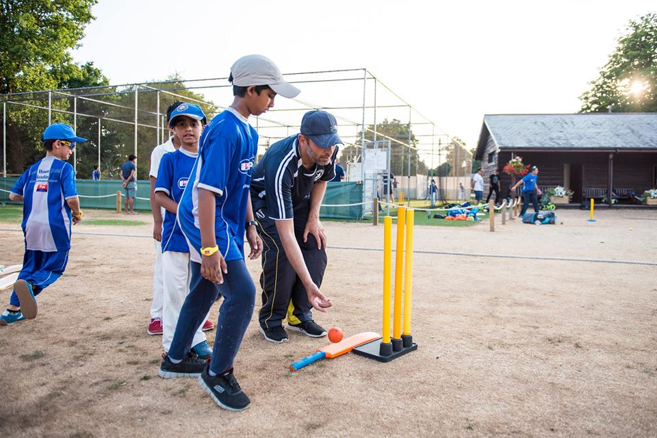 Cricket Skill development